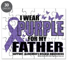 Alzheimers-Purple-For-FATHER-2009 Puzzle
