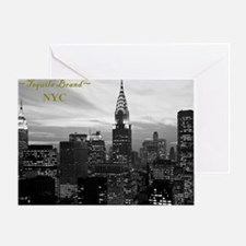 midtown_skyline,_new_york_city Greeting Card