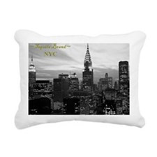 midtown_skyline,_new_yor Rectangular Canvas Pillow