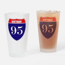 is95birth Drinking Glass