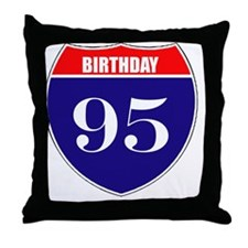 is95birth Throw Pillow