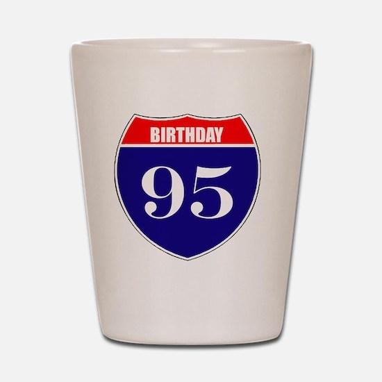 is95birth Shot Glass