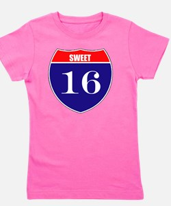 is16birth Girl's Tee