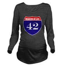 is42mol Long Sleeve Maternity T-Shirt