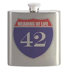 is42mol Flask