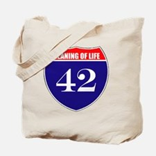 is42mol Tote Bag