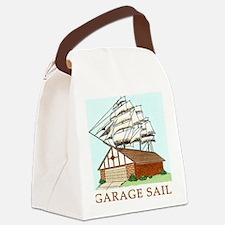 GARAGE SAIL T shirt Canvas Lunch Bag