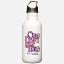one-day-at-a-time7jpeg Water Bottle