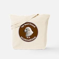 BEST FRIEND KUVASZ Tote Bag