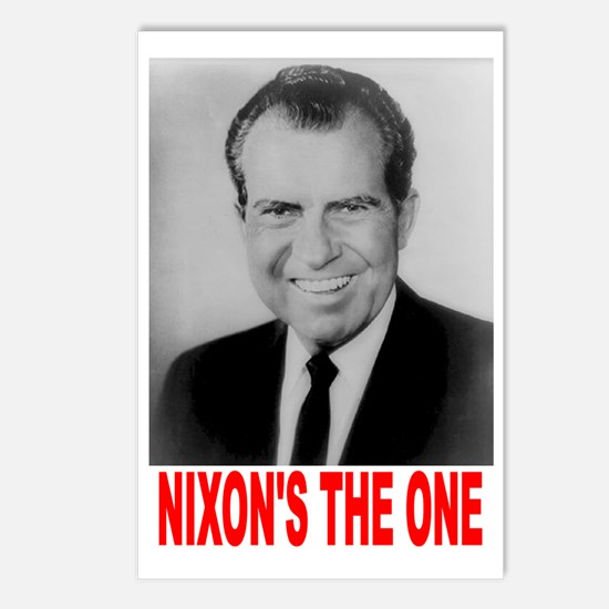 ART Nixons the one Postcards (Package of 8)