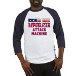 FEAR ME Republican Attack Machine Baseball Jersey
