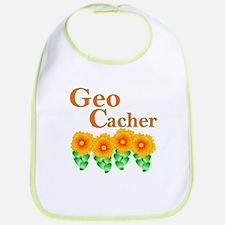 Orange Geocacher Bib