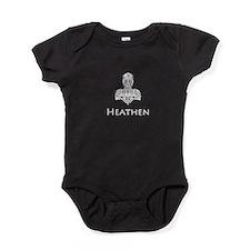 Heathen hammer 2 Baby Bodysuit