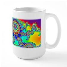 Fractal R~03 15oz. Mug