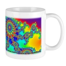 Fractal R~03 11oz. Small Mug