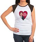 I HEART FEINGOLD Women's Cap Sleeve T-Shirt