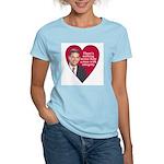 I HEART FEINGOLD Women's Pink T-Shirt