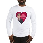 I HEART FEINGOLD Long Sleeve T-Shirt