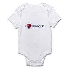 I HEART FEINGOLD Infant Bodysuit