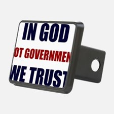 In-God-Not-Gov-(white-shir Hitch Cover
