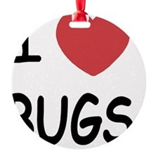 BUGS Round Ornament