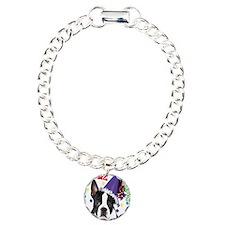 Boston Terrier Birthday  Bracelet