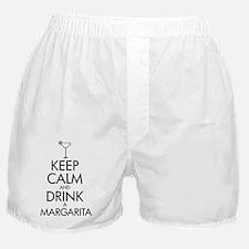 2-margarita black Boxer Shorts