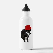 missy_hat Water Bottle