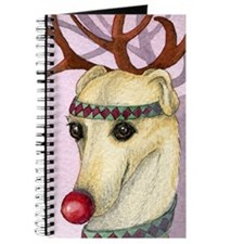 Red nosed reindog Journal