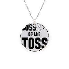 Cornhole_Boss_Black Necklace