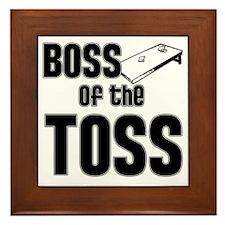 Cornhole_Boss_Black Framed Tile