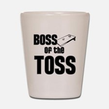 Cornhole_Boss_Black Shot Glass