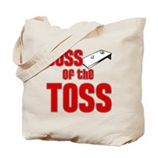 Cornhole_Boss_Red Tote Bag