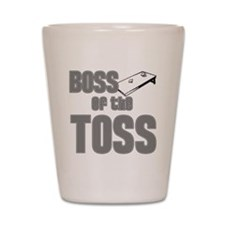 Cornhole_Boss_Grey Shot Glass