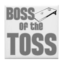 Cornhole_Boss_Grey Tile Coaster