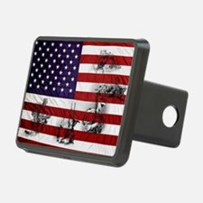 SOLDIER FLAG Hitch Cover