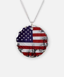 SOLDIER FLAG Necklace