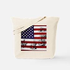 SOLDIER FLAG Tote Bag