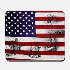SOLDIER FLAG Mousepad