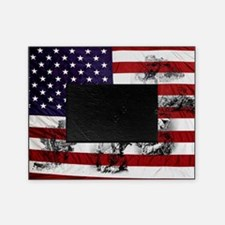 SOLDIER FLAG Picture Frame