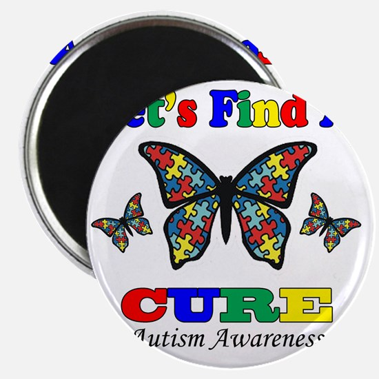 lets find a cure Magnet