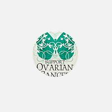Ovarian-Cancer-Butterfly Mini Button