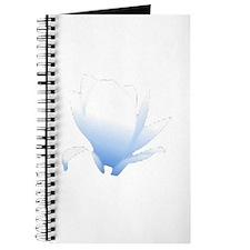 Blue Flower Blossum Journal