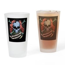 skull-nudes-CRD Drinking Glass