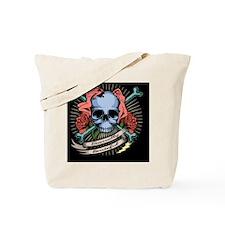 skull-nudes-TIL Tote Bag
