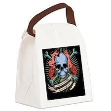 skull-nudes-OV Canvas Lunch Bag