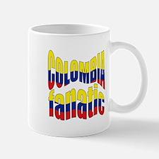 Colombia sports fanatic Mug