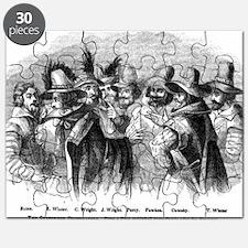 gunpowder conspiracy Puzzle
