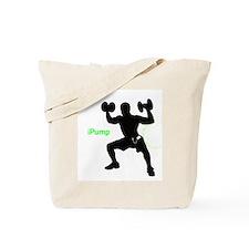 iPump (Mens) Tote Bag