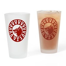 VF-1 Wolfpack Drinking Glass